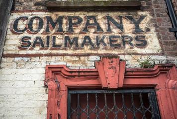 Abandoned Sailmakers Warehouse