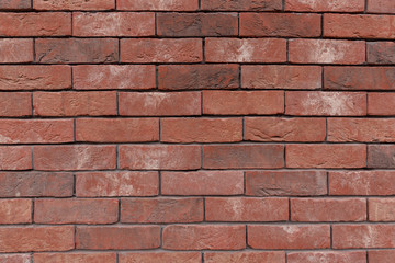 Brick wall texture background for design artwork