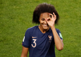 Women's World Cup - Group A - Nigeria v France