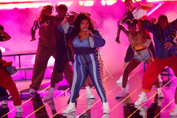 2019 MTV Movie and TV Awards - Musician Lizzo performs