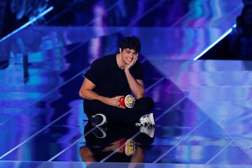 "2019 MTV Movie and TV Awards - Noah Centineo wins ""Breakthrough Performance"" award"