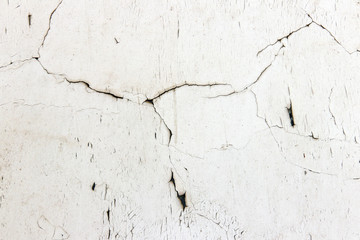 Fine cracks ion the surface