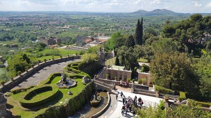 Villa d'Este à Tivoli