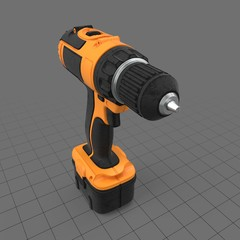Modern cordless drill