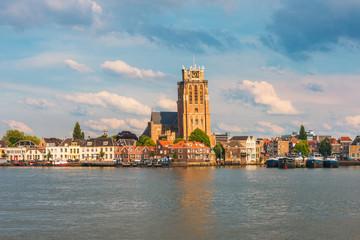 Skyline of Dordrecht Netherlands
