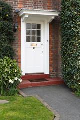 London house front door