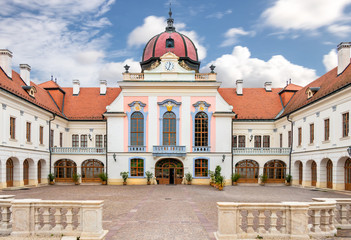 Royal Palace of Godollo in Hungary