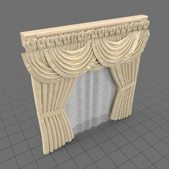 Classical curtains