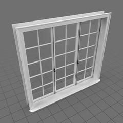 Classic closed window 3