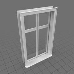 Classic closed window 5