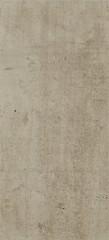 Braune Steinwand mit rissen und Strukturen, Steinger rustikaler Hintergrund. Braune Betonwand Textur. Vertikale hochformat Säule Antik Design.