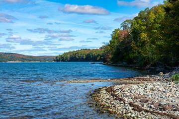 Bras d'Or Lake, Cape Breton Nova Scotia, Canada