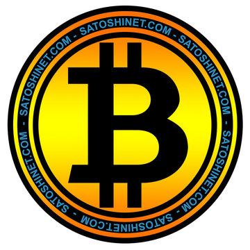 Satoshinet.com BitCoin Logo