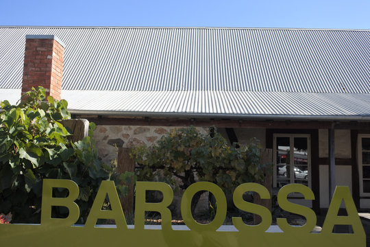 Barossa Valley in South Australia
