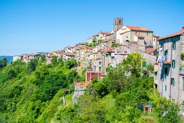 Village Serra Pistoiese in Italy