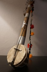 Indian traditional instrument