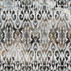 Geometria nowoczesny wzór powtarzalny z teksturami - 274385970