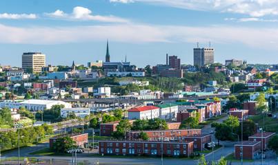 Saint John, New Brunswick, Canada.