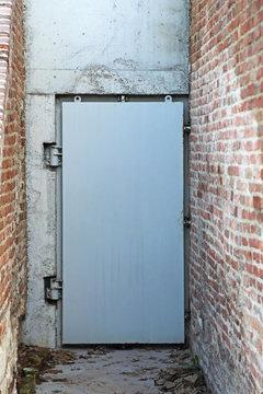 Shelter Door