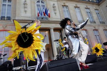 """""""La Fete de la Musique"""" in Paris"""