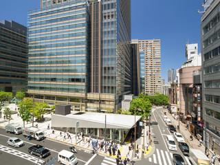 Fototapete - 東京ミッドタウン