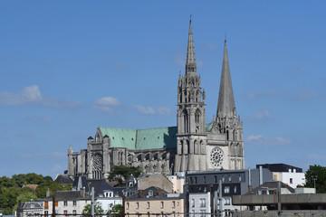 cathédrale Notre Dame de Chartres - France