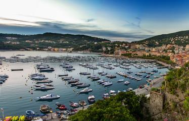 Il porto di Lerici