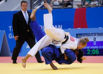 2019 European Games - Judo - Women's Middle Weight -70kg