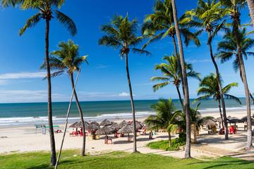 landscape beach of Lagoinha, Ceará - Brazil Fototapete