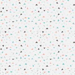 Geometric abstract background. Vector abstract seamless pattern