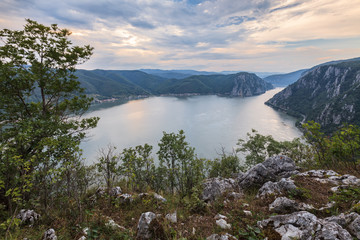 The Danube Gorges, Romania