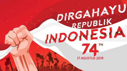 Unduh 88 Background Banner Kemerdekaan Hd Paling Keren