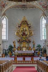 Wallfahrtskirche Maria Vesperbild