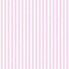 Pink baby color striped fabric texture seamless pattern