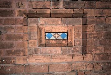 Victorian Brick Motif