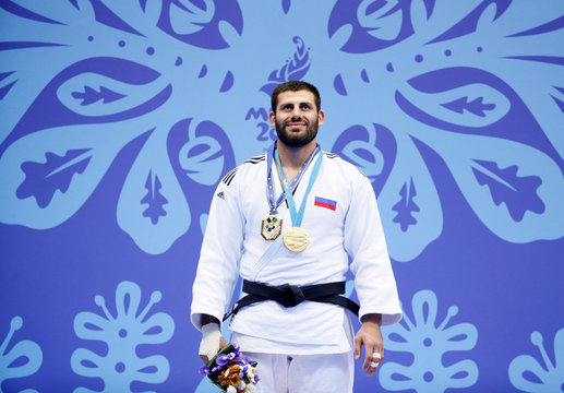 2019 European Games - Judo - Men's Half-heavy Weight -100kg