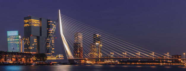 Canvas Prints Rotterdam Rotterdam, Netherlands