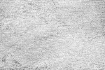 Wall with white stucco as an abstract background.