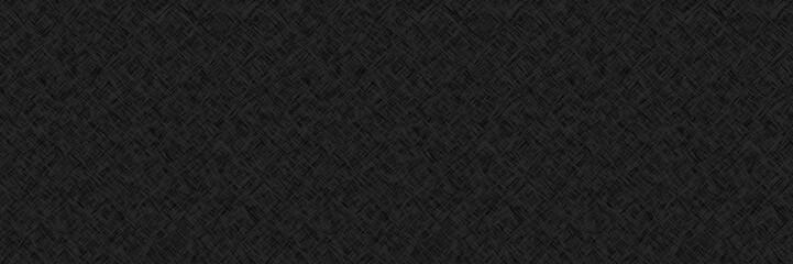 Black Abstract Vector Linen Texture