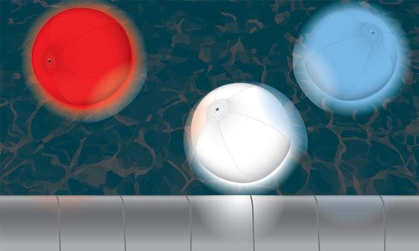 Glow Beachballs