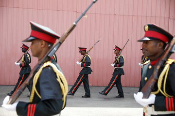 Ethiopian Army Chief of Staff Mekonnen's memorial ceremony in Addis Ababa