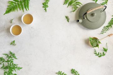 Fototapeta Herbal Tea