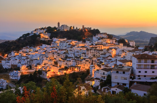 Casares is a beautiful and landmark village in Malaga province, Andalusia, Spain.