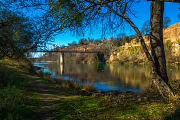 Bridge Over River-02