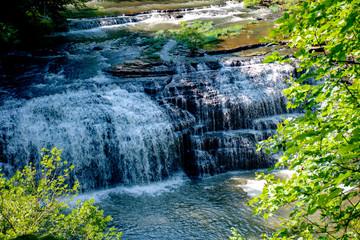 Stunning Burgess Falls