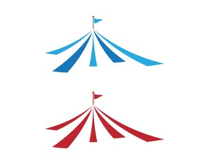 Circus vector illustration design