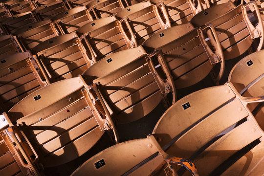 Fort Worth Stockyards Coliseum Seating