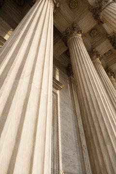 Columns of the Supreme Court