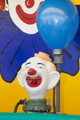 Balloon Clown Carnival Game