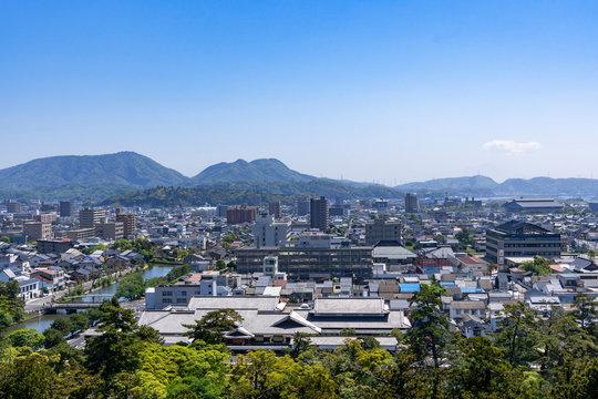 [島根県]松江市の風景